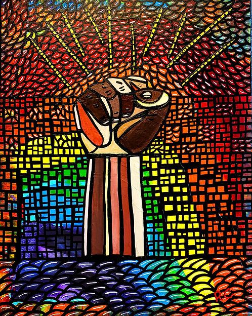 POWER IN UNITY by Rene Cosby