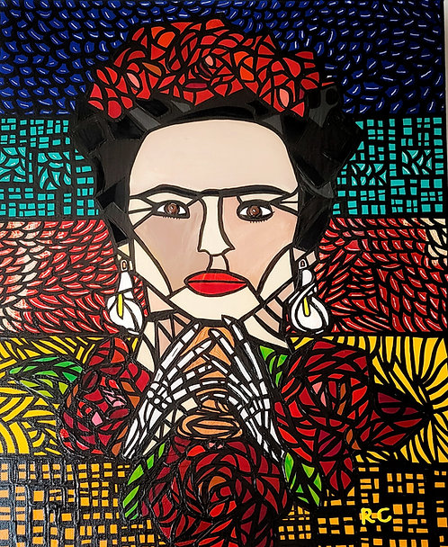 FRIDA FOREVER by Rene Cosby
