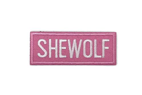 Shewolf Pink/White