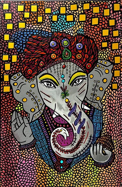 Ganasha by Rene Cosby