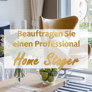 Beauftragen Home Stager