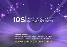 COVER BOOK ON IQS ISLAMIC QUALITY STANDA