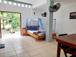 double room with garden terrace