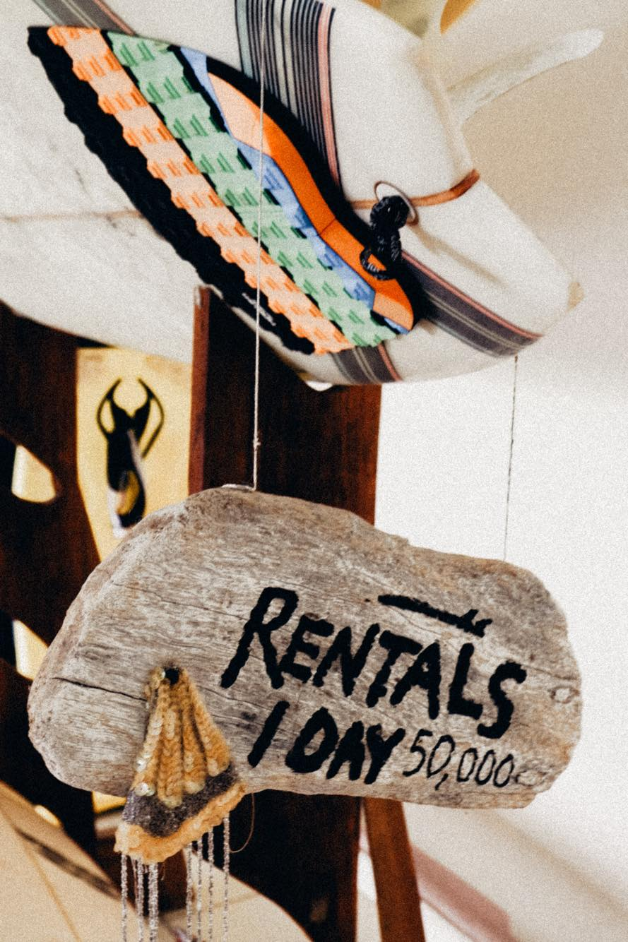surfboards for rent