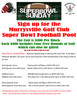 Sign up for our Super Bowl pool and win great prizes!