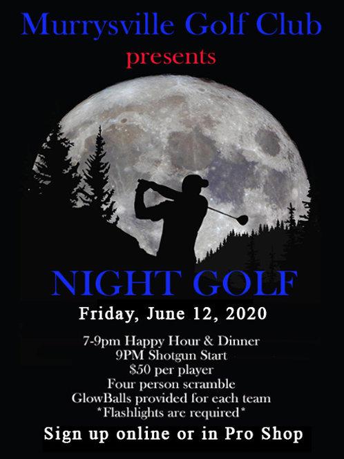 Night Golf - $50