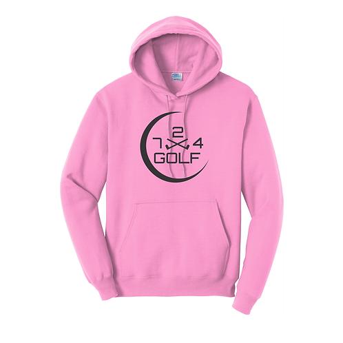 724 Golf Hoodie - Pink
