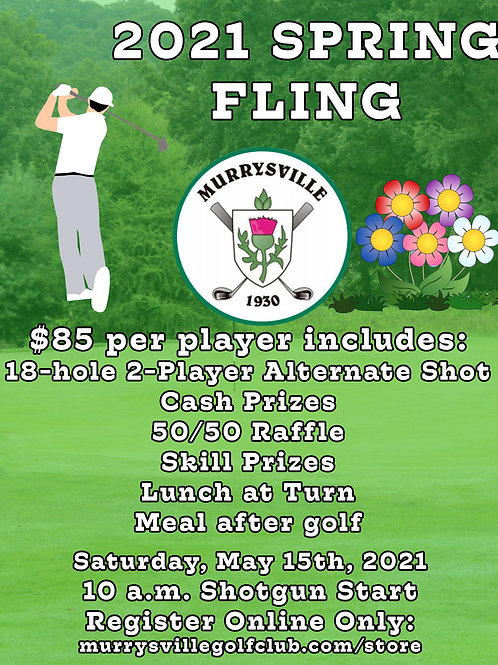 Spring Fling - 2 Person Event
