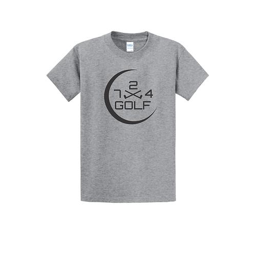 724 Golf T-Shirt - Gray