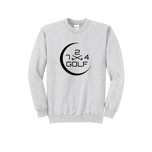 724 Golf Sweatshirt - Gray