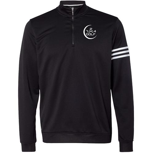 724 Golf Pullover - Black