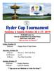 Ryder Cup, Oktoberfest & Club Championship
