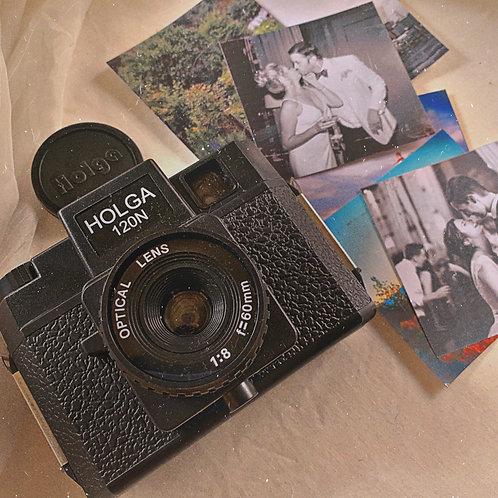 HOLGA Classic Film Camera