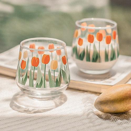 Madden Tulip Glassware