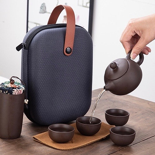 Kyoto Portable Tea Set