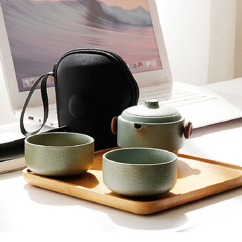 Tokyo Portable Tea Set