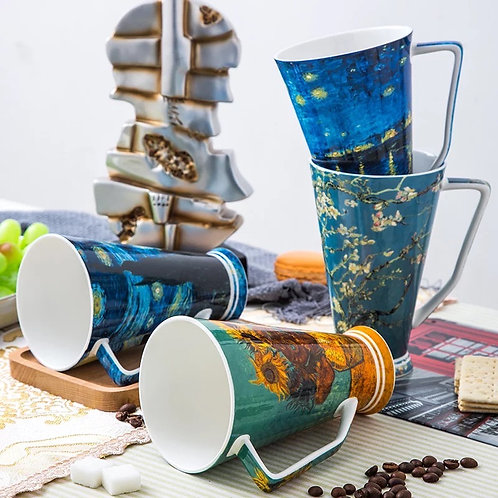 Van Gogh Mugs