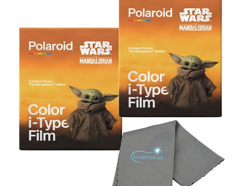 Star Wars Polaroid Film