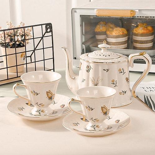 Butterly Dreams Tea Set