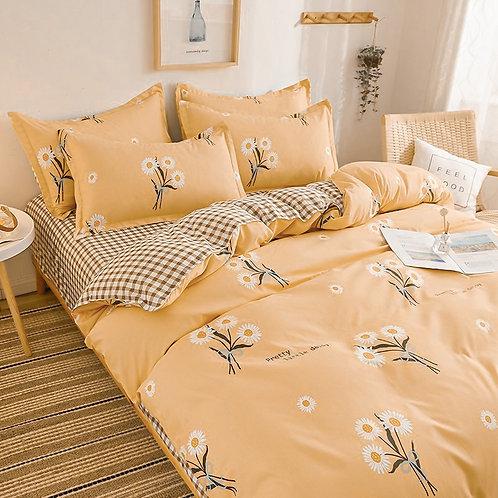 Daisy French Linen Set