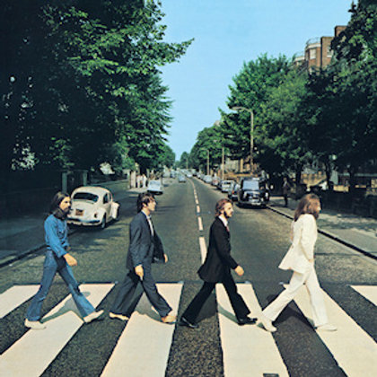 Abbey Road Anniversary - the Beatles
