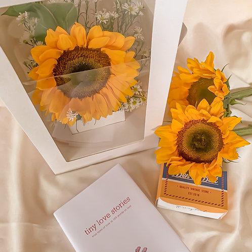 Yellow Sunshine Bouquet