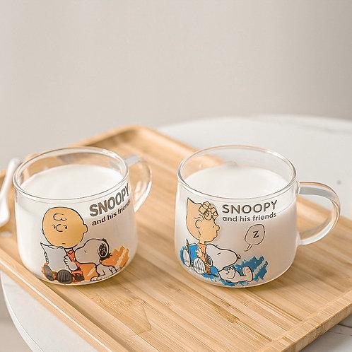 Peanut Gang Breakfast Mug