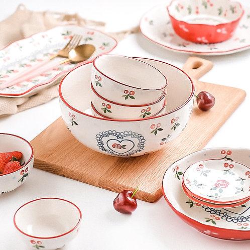 Emily Ceramic Bake Dishes
