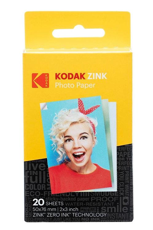 Kodak Printomatic Sticker Paper
