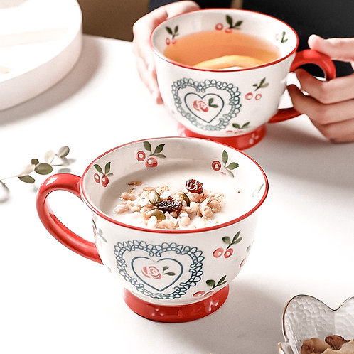 Emily Breakfast Cup