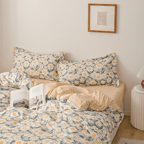 Cosmos French Linen Set