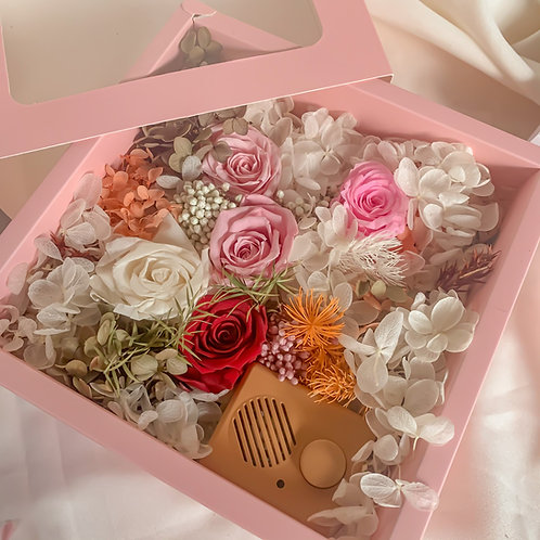 Preserved Roses Bouquet