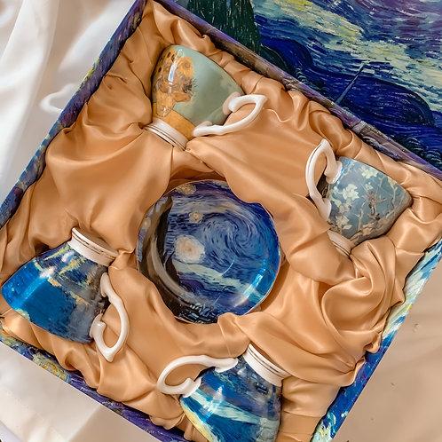 Van Gogh Teacup Bundle