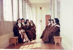 As Irmãs no convívio fraterno
