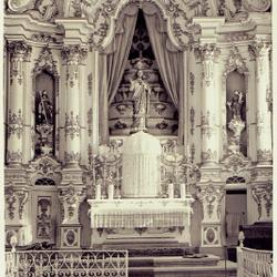 Altar-Mor da Igreja