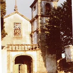 Igreja de Santiago de Cassurrães