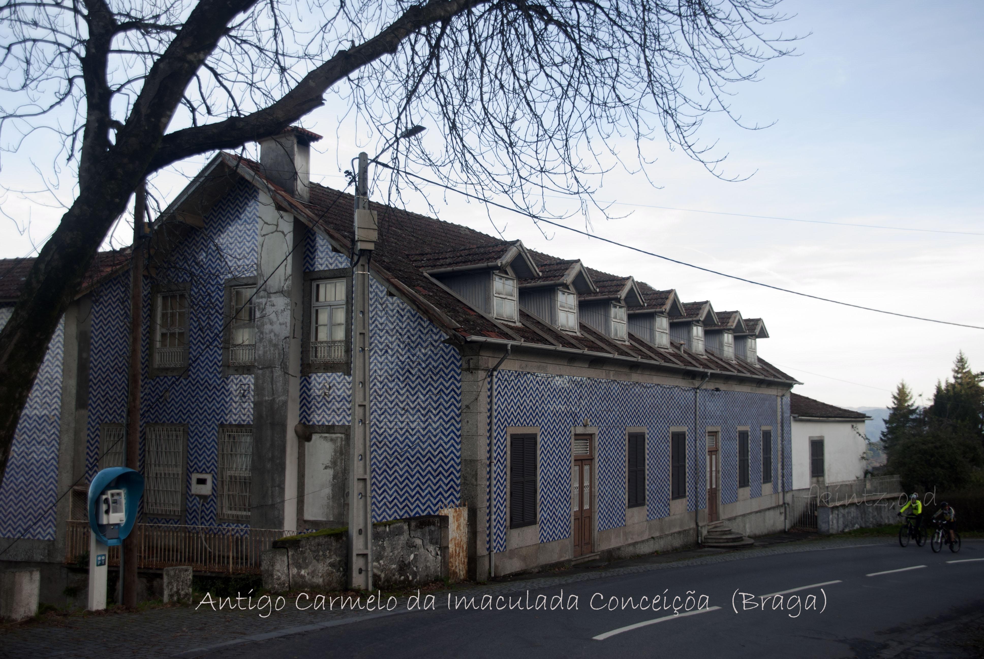 Casa da Quinta Fonte Pedrinha
