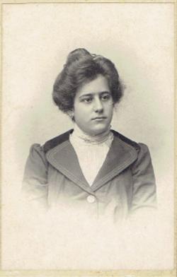 Mãe da Ir. M. Madalena