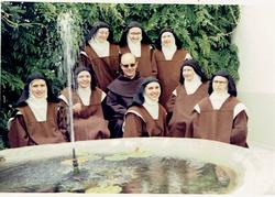 O grupo das Irmãs fundadoras