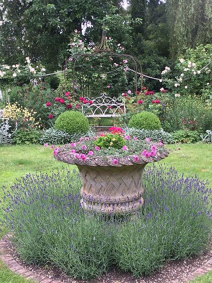 Garden Designer Lincolnshire Rutland