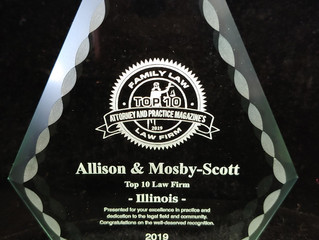 AMS Honored as Top 10 Law Firm
