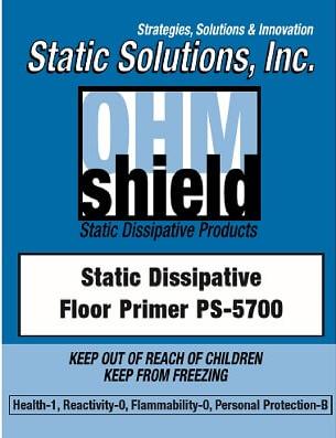 Ohm-Shield™ – Floor Primer/Sealer