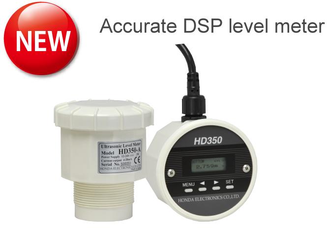 HD350 series | Ultrasonic Level Meter|HD350-A / HD350-B