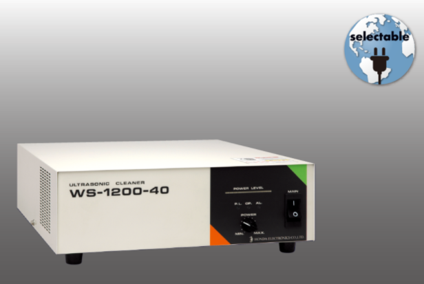 WS series | Standard model with basic function|WS-600-28 / WS-600-40 / WS-600-75