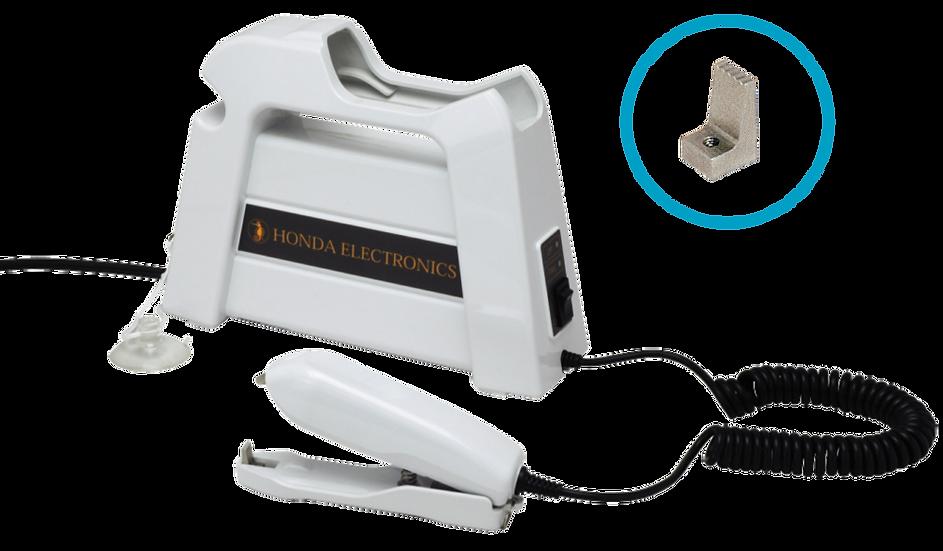 Ultrasonic no-staple stapler