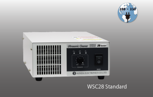 WSC28 / WSC40 | Low frequency ultrasonic cleaner