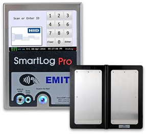 50780 - SmartLog Pro, with Proximity and Barcode Readers