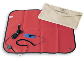 "16475 - Portable Mat with Wrist Strap, 18"" x 22"""