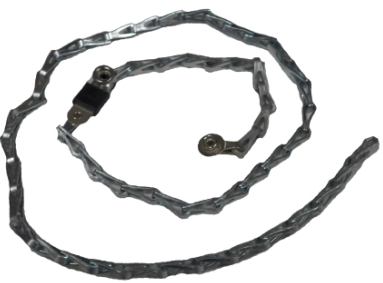 Ohm-Stat™ 24″ Drag Chain For Rolling Carts And Chairs