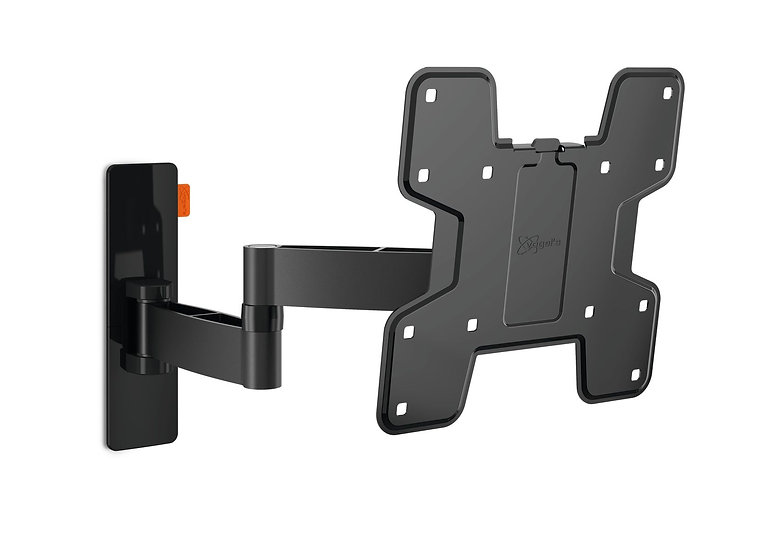 WALL 2145 Full-Motion TV Wall Mount (black)